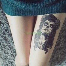 en del y witch tattoo gratuito Compra disfruta envío FI016q