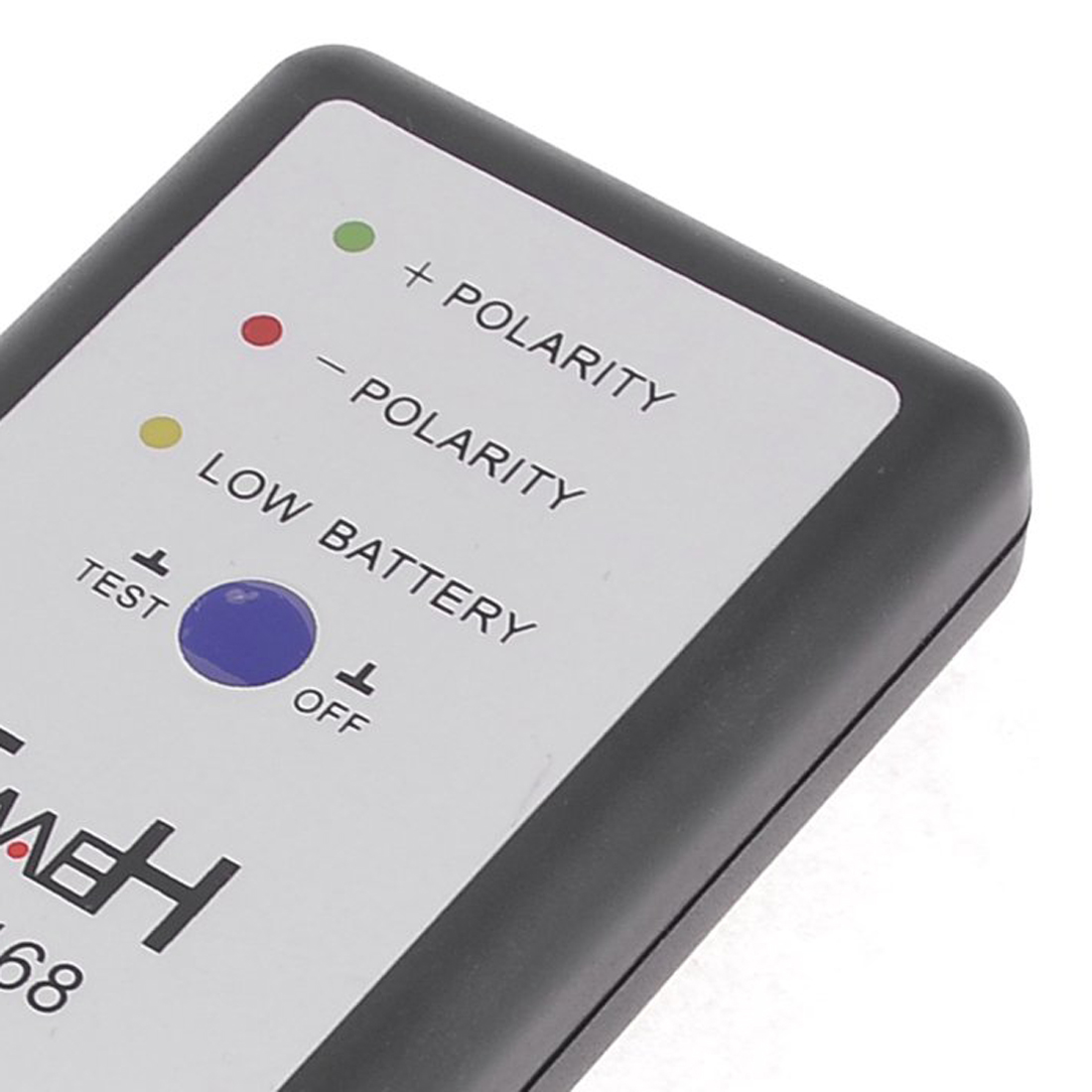 US $8.48 28% OFFBlack Speaker Polarity Tester PH Phase Meter Phasemeter  for Auto Carspeaker polarity testerspeaker polarityspeaker phase tester -