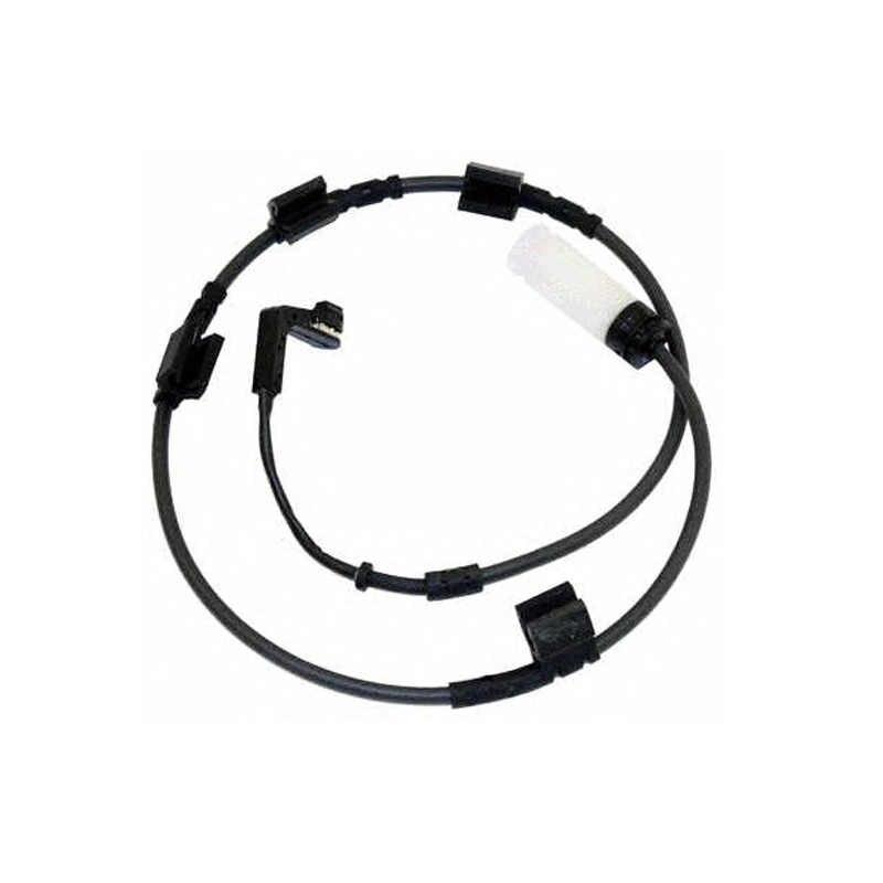 Avertisseur d'usure des plaquettes de frein avant de voiture noir indicateur ligne de câble d'alarme pour Mini Cooper R55 R56 R57 OE #: 34356773017 style de voiture