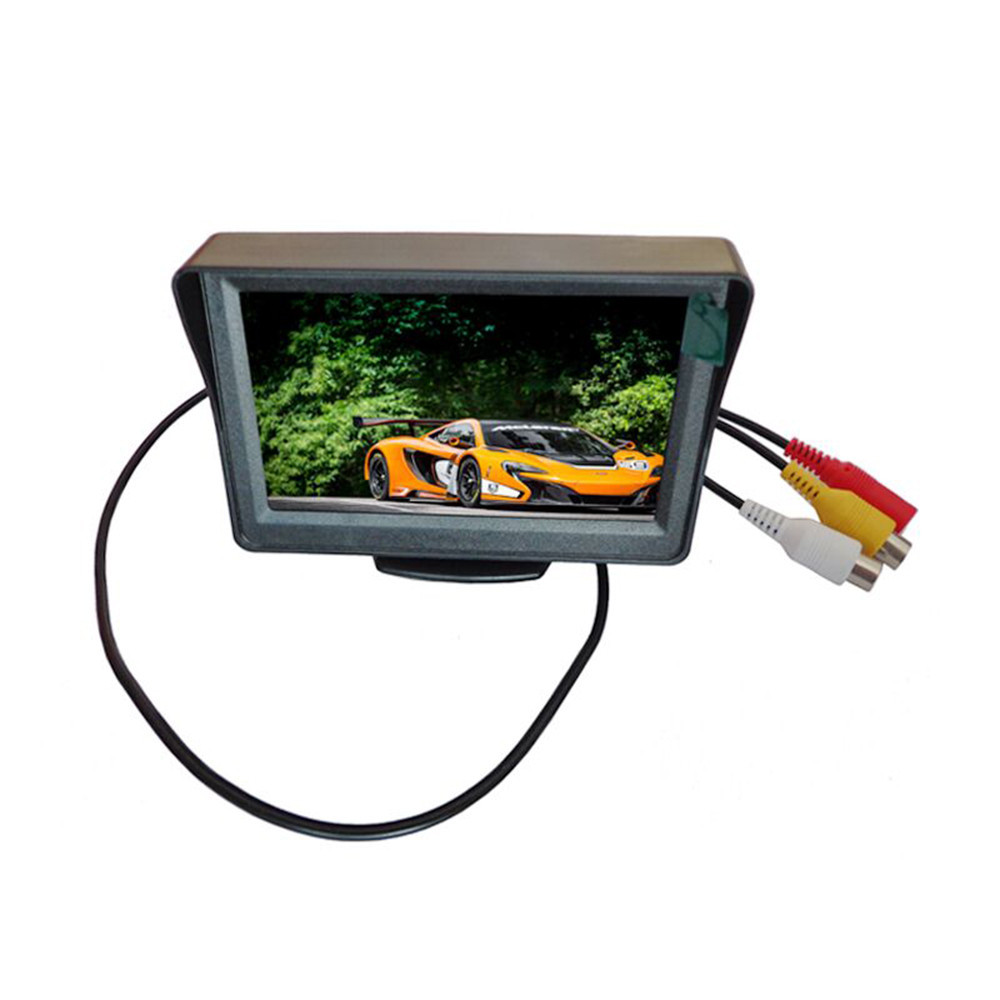 Inch Tft Lcd Monitor For Car
