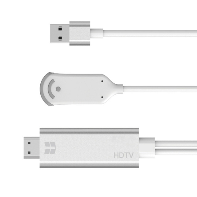 HDTV Wireless Display Dongle Mirroring Multiple Device for Mobile ...