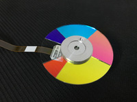 New High Quality Color Wheel Fit For Optoma D741STLV C756ST EW610ST DLP Projector 1PC