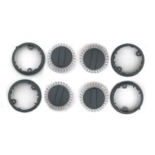 8 pcs תיקון חלקי סט, 4 LED מנוע זרוע אור כיסוי + 4 מנוע LED מנורת כיסוי בסיס טבעת עבור ספארק Drone החלפת אביזרים