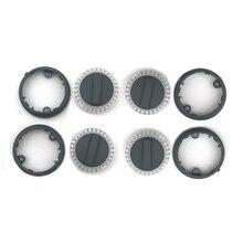 8 stücke Reparatur Teile Set, 4 LED Motor Arm Licht Abdeckung + 4 Motor LED Lampe Abdeckung Basis Ring für Funken Drone Ersatz Zubehör