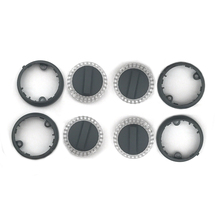 8pcs Repair Parts Set,4 LED Motor Arm Light Cover + 4 Motor LED Lamp Cover Base Ring for Spark Drone Replacement Accessories