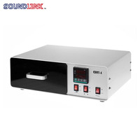 UV Curing Chamber UV Epoxy Curing Unit for Earmolds In ear Monitors Hearing Aids Shell 315 400 nm