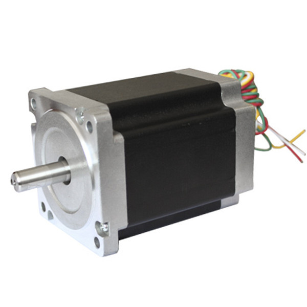 86HS67 2808 1 8 gegree 86mm 2phase hybrid stepper motor NEMA34 2 8A 3 4N m