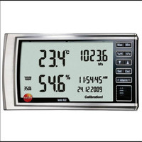 Testo 622 Table or Wall Mount Air Temperature Relative Humidity and Barometer Pressure Meter