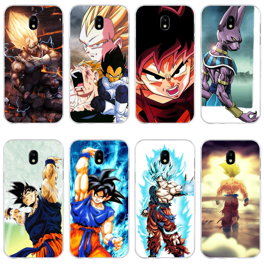 Fitted Cases 14a Dragon Ball Z Soft Silicone Tpu Cover Phone Case For Samsung Galaxy J3 J5 J7 2016 2017 Sale Price