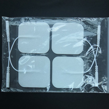 50/100 PCS Tens Electrode Pads For Electric Tens Acupuncture Digital S