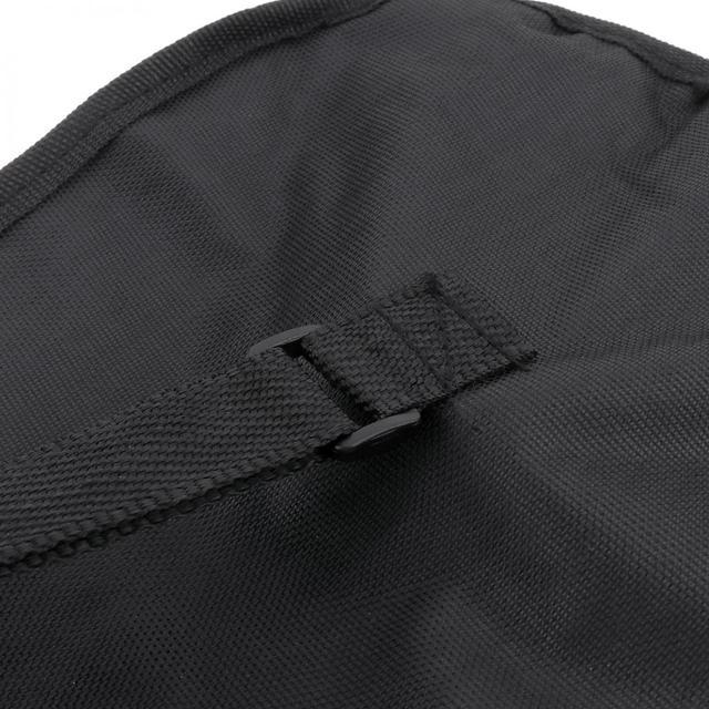 Portable Soft Black Ukulele Bags