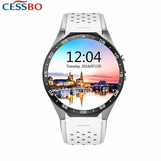 3G WIFI S88 Smart Watch Android IOS Phone Watch with Camera 1.39 inch Smartwatch Pedometer Heart Rate Monitor for Xiaomi Huawei
