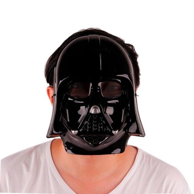 Schlussverkauf weit verbreitet Sonderkauf US $1.83 20% di SCONTO|Star Wars Darth Vader Maschera di Halloween Deluxe  Star Wars Maske Supereroe Rifornimento Del Partito del Costume A Tema Toy  ...