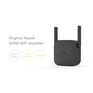 Image 2 - Oryginalny Xiao mi Pro 300M Router wzmacniacz sieci Wi Fi wzmacniacz wzmacniacz mocy Roteador 2 antena dla mi Router Wi Fi