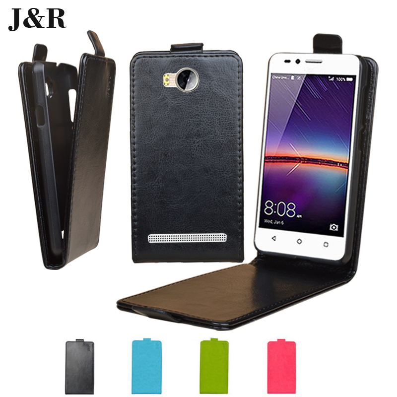 Leather Case For Huawei Y3 II Flip Cover For Huawei Y3ii Phone Cases ...