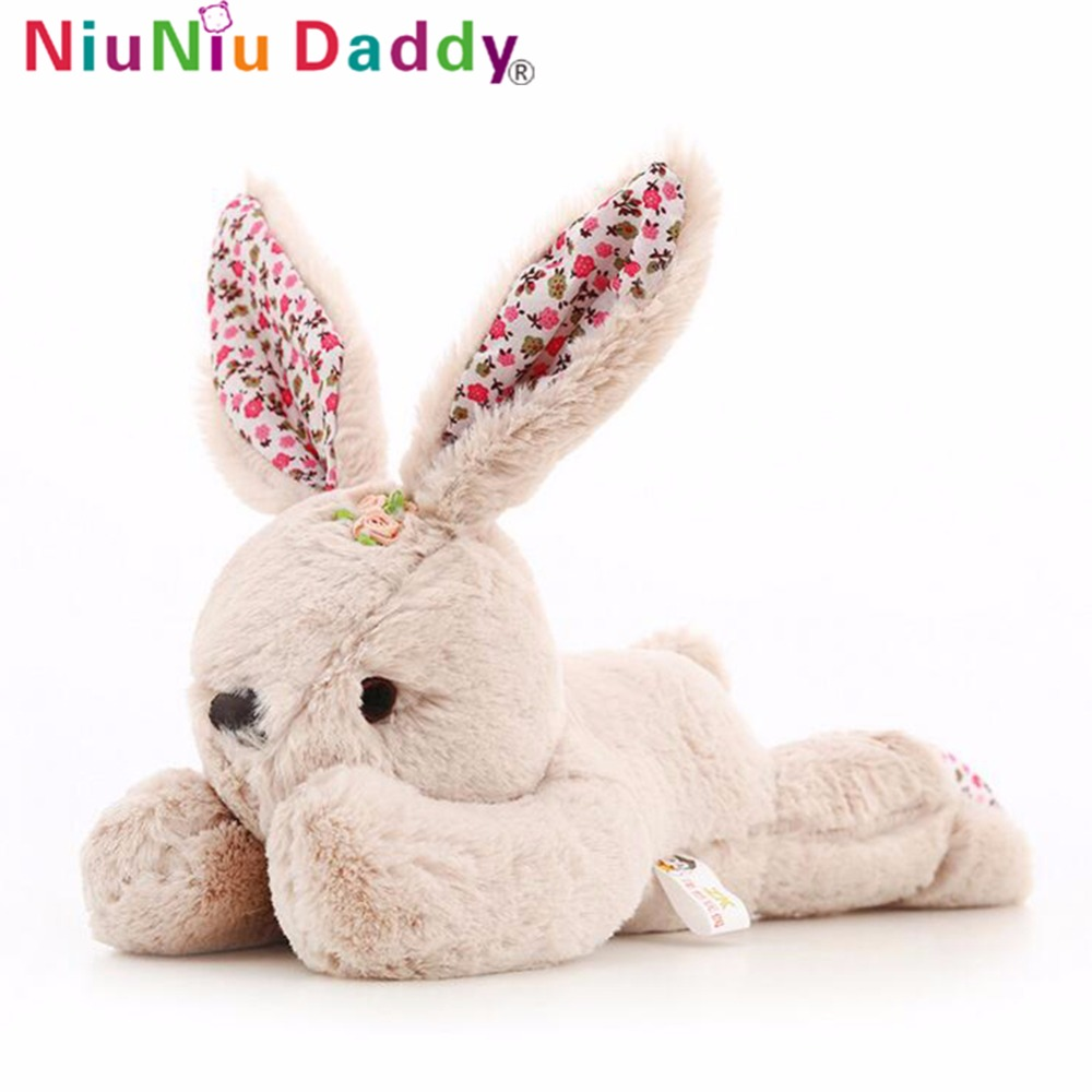 Niuniu Daddy Lovely Plush Bunny Stuffed Rabbit Toy Mini Bunny Doll Soft Animal Toy Cute Rabbit Kawaii Doll Children Toys Gifts super cute plush toy dog doll as a christmas gift for children s home decoration 20