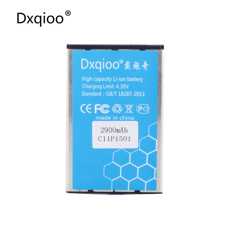 Dxqioo C11P1501 battery fit for asus Zenfone 2 Laser 5.5