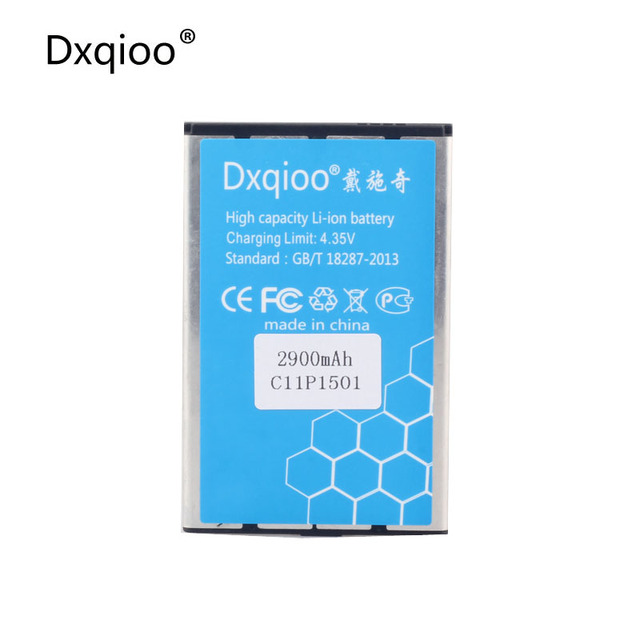 """Dxqioo C11P1501 battery fit for asus Zenfone 2 Laser 5.5""""/6"""" zenfone selfie ZE550KL ZE601KL Z00LD Z011D ZD551KL Z00UD batteries"""