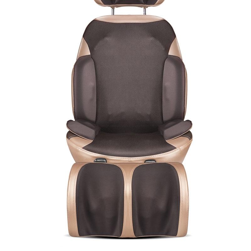 Neck Waist Multi-Function Massage Seat Cushion Home Leg Massage Cushion Body Massager Detachable Free Combination