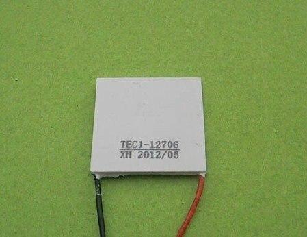 Бесплатная доставка 20 шт./лот TEC1-12706 12 В TEC Термоэлектрический охладитель