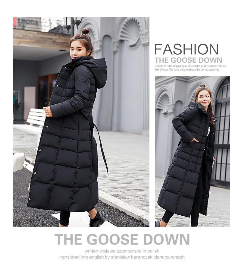 down coat winter belt (9)