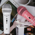 Free Shipping Cellphone Mobile phone Karaoke Mike Recording Microphone For iPhone 6s 5s 4s 4 5 6 s Plus IOS SAMSUNG SONY Android