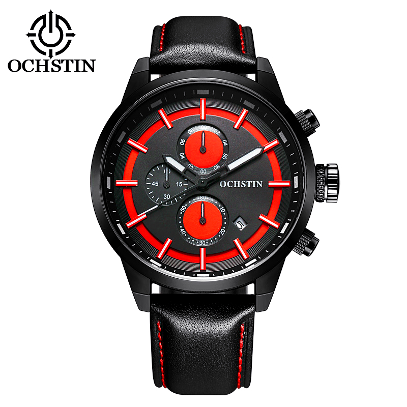 где купить  Top Luxury Brand Military Watches Fashion Men Quartz Analog New Leather Clock Man Sports Watches Army Watch Relogio Masculino  по лучшей цене