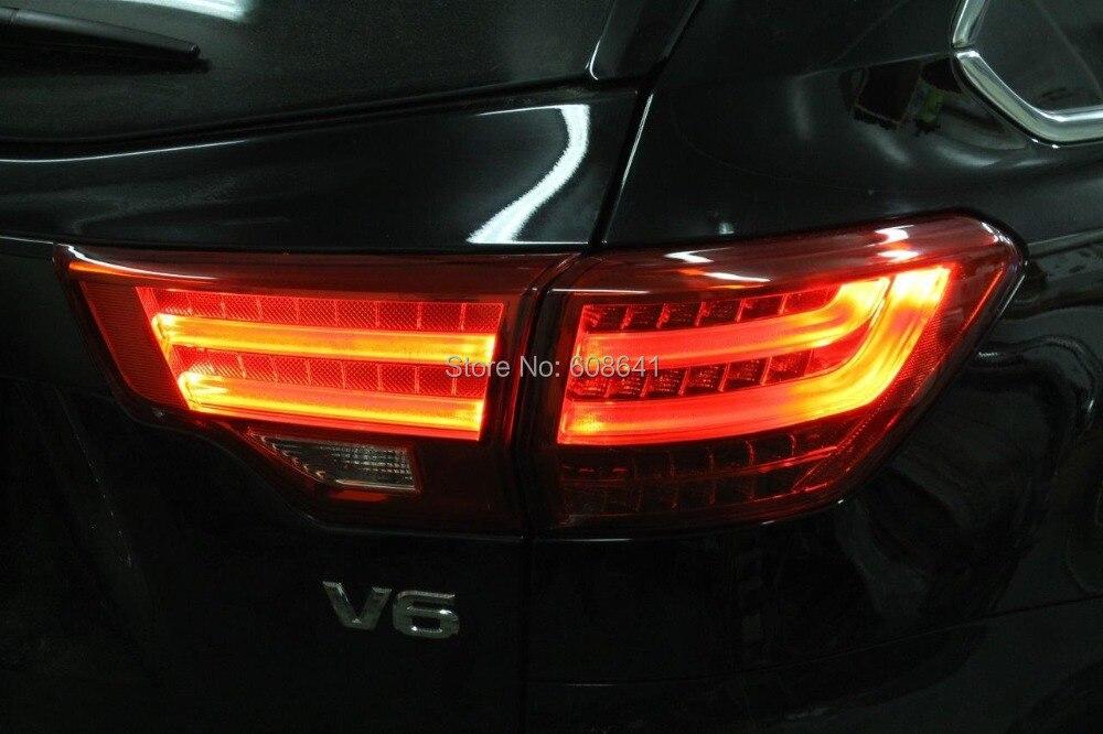 led stražnje svjetlo za TOYOTA Kluger Highlander 2014-2015 - Svjetla automobila - Foto 3