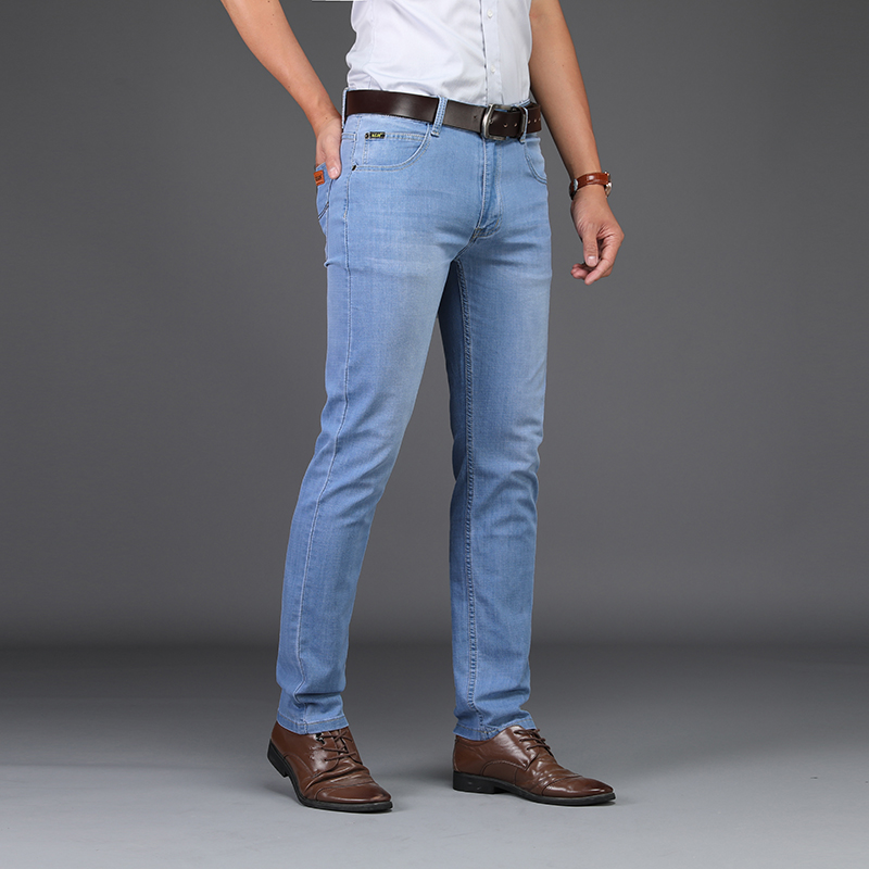 Men Spring Summer  Jeans Denim
