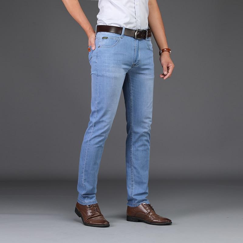 Men Spring Summer  Jeans Denim