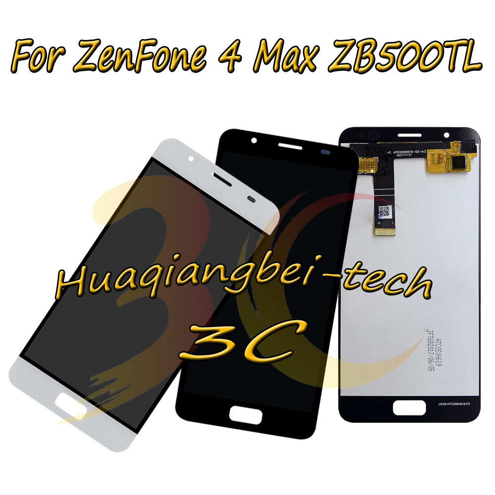 New 5.0 For Asus ZenFone 4 Max ( ZB500TL ) X00KD / Pegasus 4A Full LCD DIsplay + Touch Screen Digitizer Assembly With FrameNew 5.0 For Asus ZenFone 4 Max ( ZB500TL ) X00KD / Pegasus 4A Full LCD DIsplay + Touch Screen Digitizer Assembly With Frame