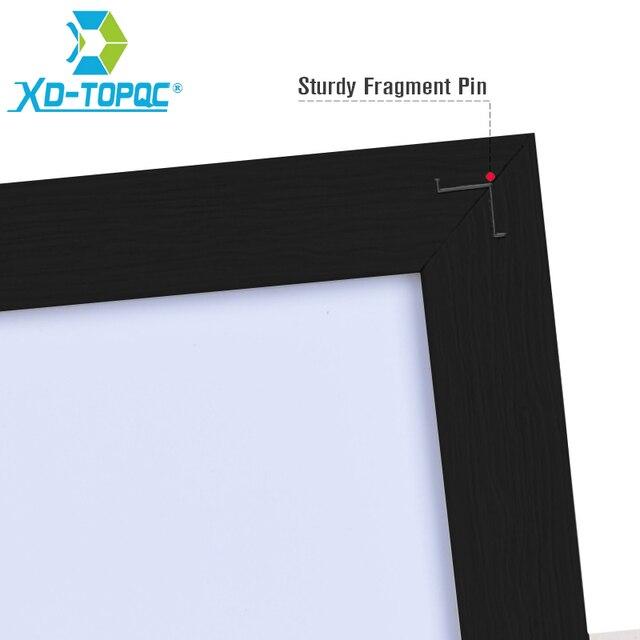 Купить xindi белая доска 35*45 см 10 цветов новые магнитные доски для картинки