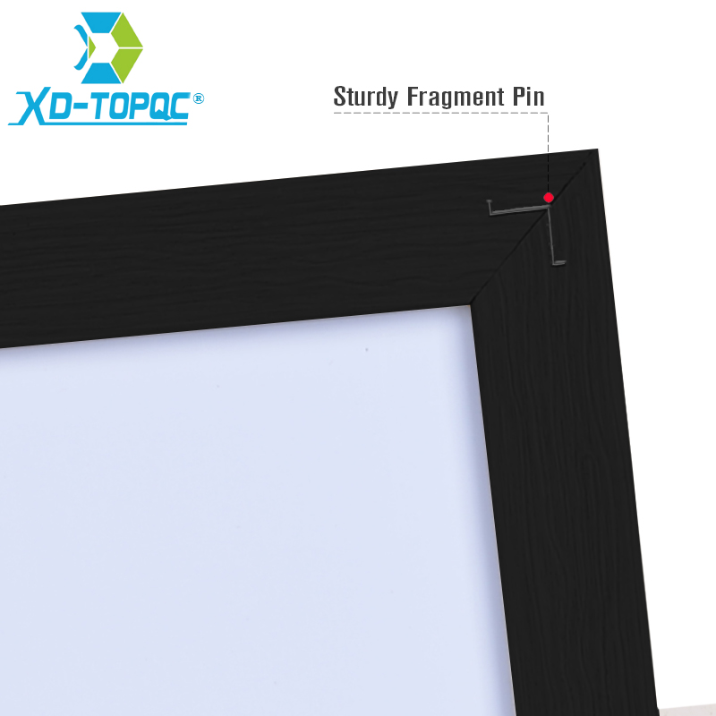 XINDI 35*45cm 10 Colors Whiteboard MDF Frame White Board New Magnetic Writing Boards Message Dry Erase With Free Shipping WB24
