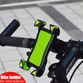Bicicleta Soporte para Teléfono Antideslizante 360 Grados de Rotación de Montaje de Teléfono Celular Para iphone 5 6 7 samsung s6 s7 huawei lg sony htc mp5