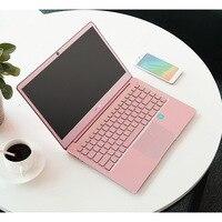 (P9 01) laptop 14 inch 6GB RAM 64/128/256/512GB SSD Windows10 1920X1080P Intel quad core J3455 laptop mi notebook laptop