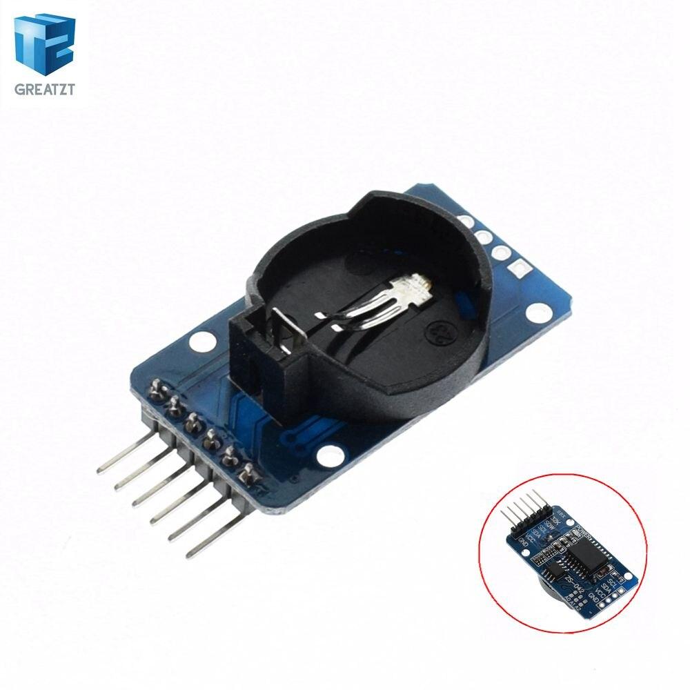1 шт. DS3231 AT24C32 IIC точность RTC часы реального времени модуль памяти для Arduino новый оригинальный