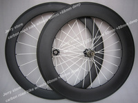 Carbon Road Bicycle Wheelset Front 60mm Rear 88mm Deep 700C High Quality