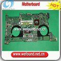 100% Working  Laptop Motherboard for asus N750JV Mainboard full 100%test