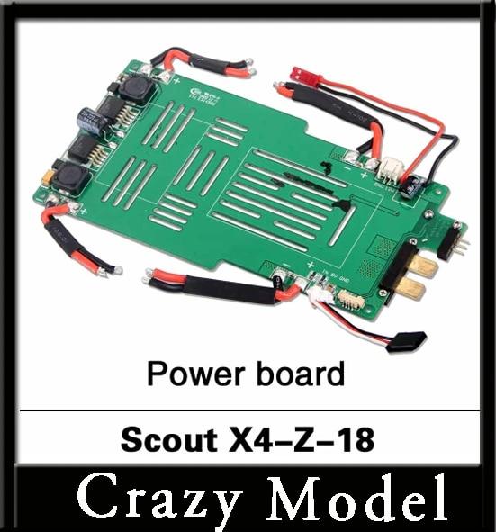 Walkera Power-Board Scout X4-15003317