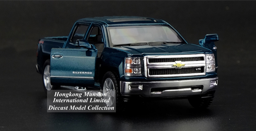 136 Car Model For Chevrolet SILVERADO Pickup (6)