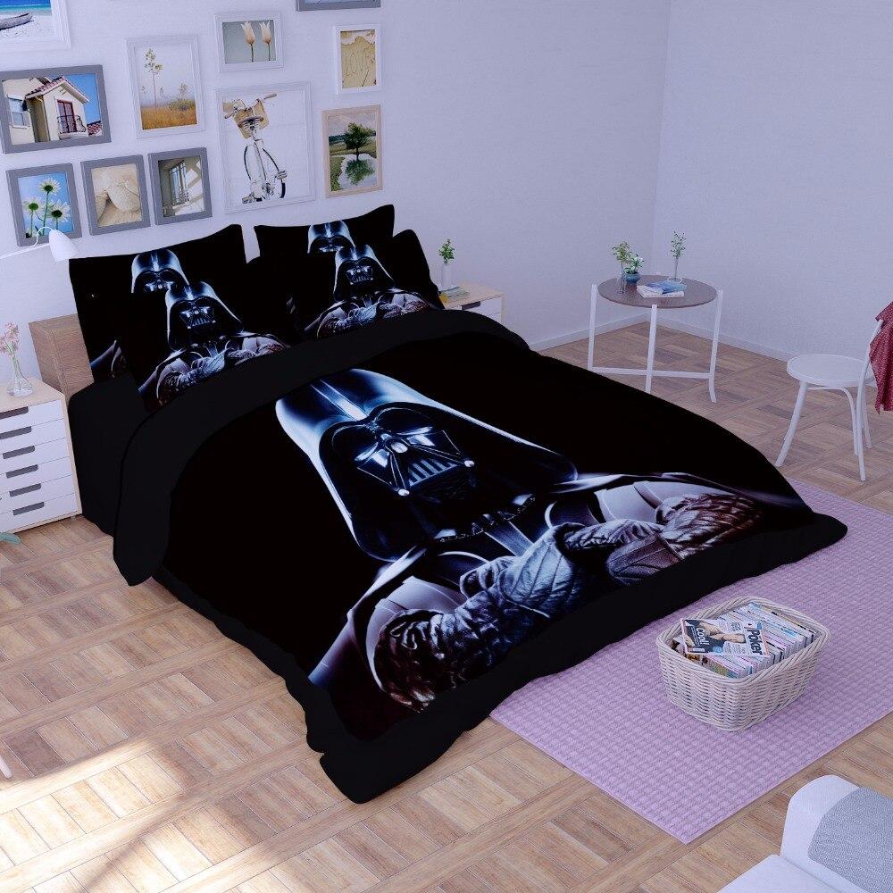 Funda Nordica Star Wars 90.Estampada Star Wars De Cama Comprar Edredon Funda Doble 3d Juego Quvmpsz