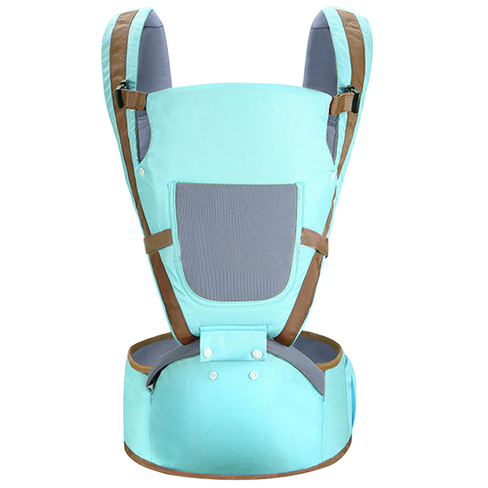 Baby Carrier Shower Gift Toddler Hip Seat Backpack Parents Multifunctional Front Back Belt Newborn Safe Wrap Waist Stool