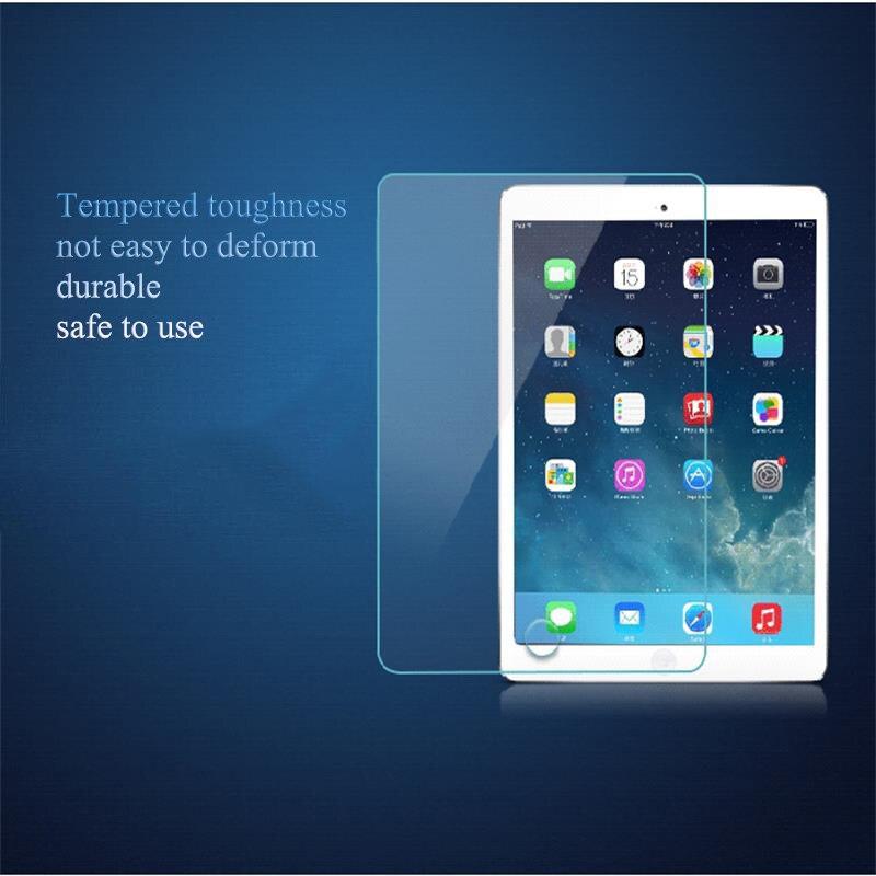9H HD Tempered Glass For Apple iPad 2 ipad mini 4 ipad pro 11 0 12