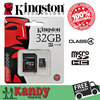 Kingston micro sd card memory card 4gb 8gb 16gb 32gb class 4 microsd cartao de memoria tarjeta micro sd carte micro sd tf card