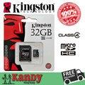 Kingston tarjeta sd micro tarjeta de memoria de 4 gb 8 gb 16 gb 32 gb clase 4 carte microsd tarjeta cartao de memoria sd micro sd micro tf