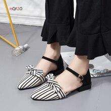 все цены на Hot Buckle Heel Sandals Female Women Summer Sandal Platform Shoes Gladiator Ankle Strap Closed Toe Comfortable Women's Sandals онлайн
