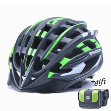 2018 MOON carbon Helmets Ultralight Integrally-molded Highway Road Bicycle cycling safety Extreme Sports Helmet