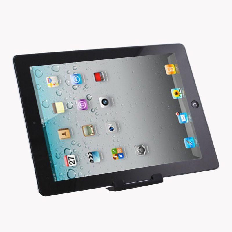Aliexpress Black Mini Desk Stand Holder Dock For Mobile Phone Smart Iphone Blackberry Ipad 1 2 Air Pro Kindle 6 7 Telefon Tutucu From