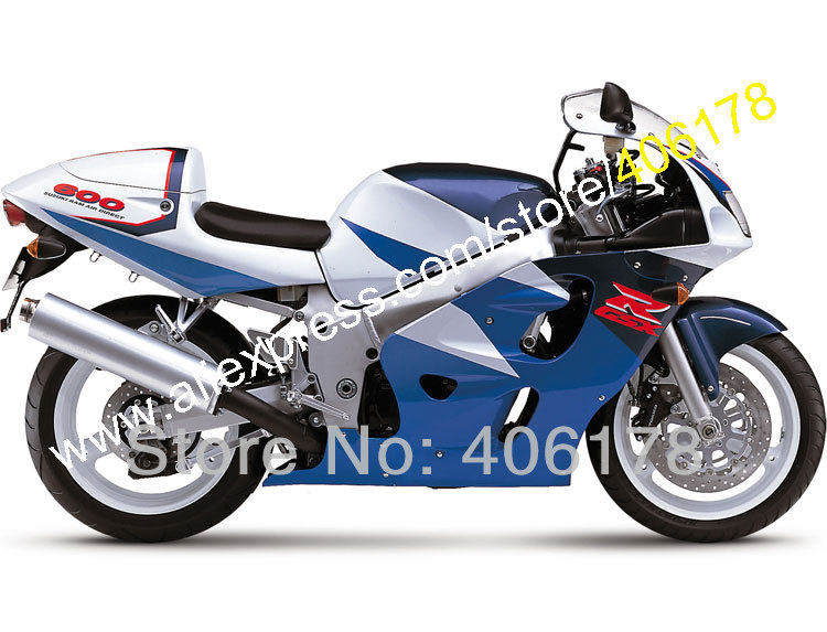 Hot Sales,Custom motocycle fairings For suzuki 96-00 GSXR600 GSXR750 GSXR 600 750 1996 1997 1998 1999 2000 moto fairing set