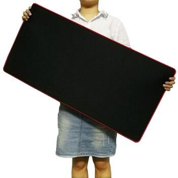 400x900 мм большой игровой коврик для мыши из натурального каучука без скольжения ПК ноутбук компьютер коврик для мыши настольная клавиатура К...